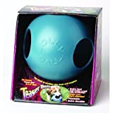 Teaser Ball Dog Toy Size: 6 inch, Color: Red, My Pet Supplies