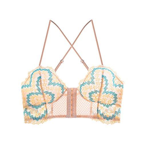 Thin Gathered Steel S Quality Underwear Comfortable Seamless No High Pink Ultra Bra Women'S Ring Wireless reggiseno Yukun wBqX44