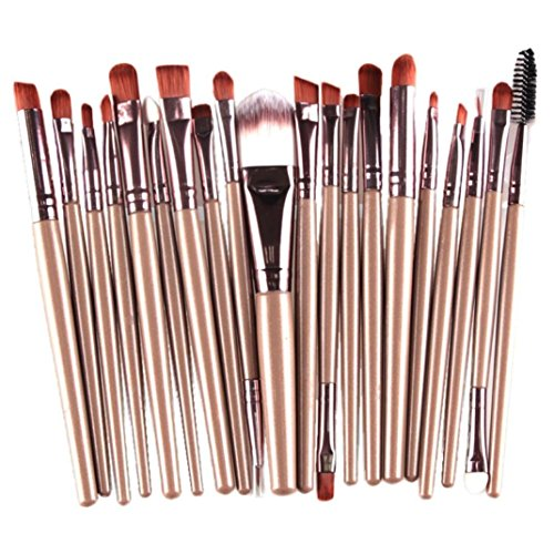 Susenstone®20 pcs/set Makeup Brush Set (Gold3)
