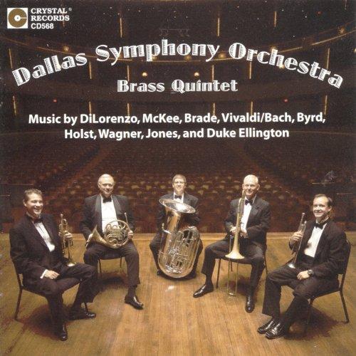 Quintet Trombone Brass (Dallas Symphony Orchestra Brass Quintet)