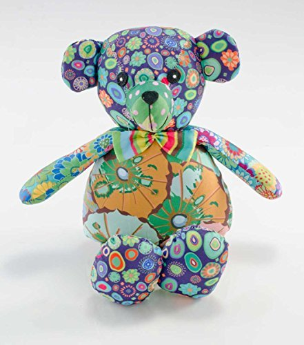 12-Green-Flower-Sitting-Bear