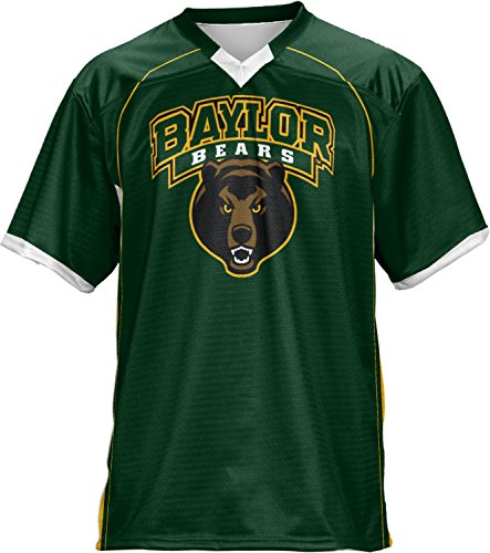 ProSphere Baylor University Men's Football Jersey (No Huddle) FCF41 (Large)