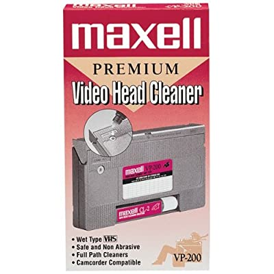 "Maxell Video Head Cleaner ""Product Category: Care & Cleaning/Vhs Care & Cleaning"" by Original Equipment Manufacture"