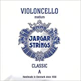 Jargar 4/4 Cello A String Medium Chromesteel