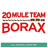 20 Mule Team All Natural Borax Detergent Booster