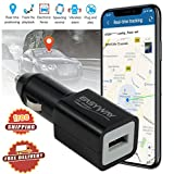 USB Cahrger GPS Tracker For Vehicles Call Back Function SMS Control Audio Control Hidden Vehicle Tracking