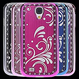 PEACH-Spray Pattern Hard Case for Samsung Galaxy S4 I9500 (Assorted Colors)