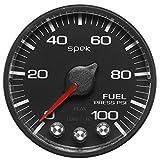 Pro Parts P314328 Spek-Pro 2-1/16'' Electric Fuel Pressure Gauge (0-100 PSI, 52.4mm)