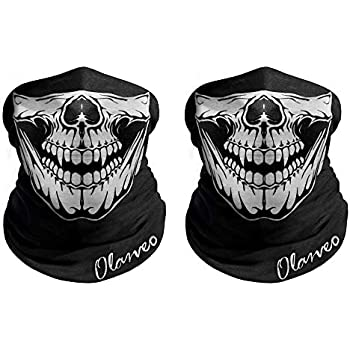 Amazon.com: Schampa Lightweight Skull Balaclava ...