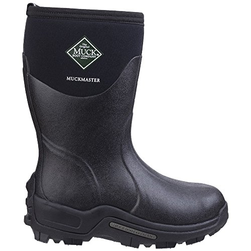 Mid Unisex Muckmaster Black Wellingtons Muck Boot qF1x7RS