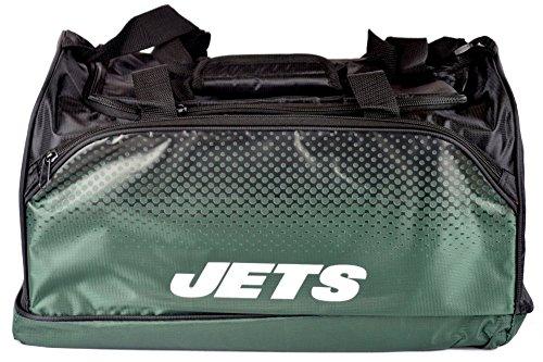 New York Jets Reisetasche Sporttasche - NFL Football Fanartikel Fanshop