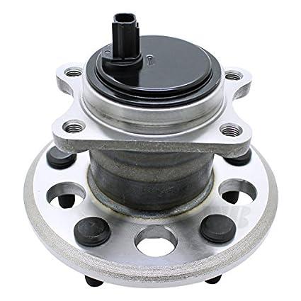 Amazon com: WJB WA512455 Rear Right Hub Assembly/Wheel Bearing