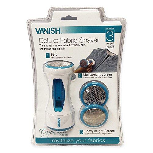 Vanish Deluxe Fabric Shaver