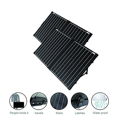 ACOPOWER-200-Watt-Portable-Solar-Panel-Kit-12V-Battery-Charging-for-RV-Camper-Trailer-