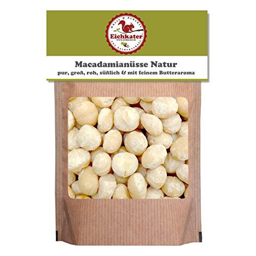 Eichkater Macadamia Die Große roh natur 1er-Pack (1x500g)