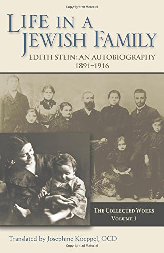 edith stein essays St edith stein: works collected works edith stein 2: essays on woman £1295 / $1735 more info collected works edith stein 7.