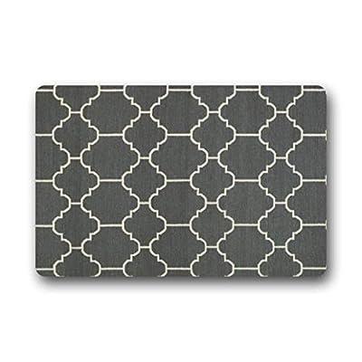 Classic Design Custom Rectangle Entryways Non Slip Indoor Outdoor Doormat Floor Mat Doormat