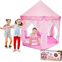 Barraca Infantil Tenda Iluminada, DM Toys