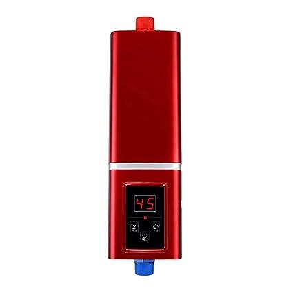 Water heater 5500W 220V Calentador de Agua eléctrico Calentador de Agua instantáneo Kit de Sistema de