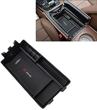 Caja de almacenamiento para reposabrazos central de coche (guantera)