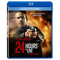 24 Hours To Live [Bluray + DVD] [Blu-ray] (Bilingual)