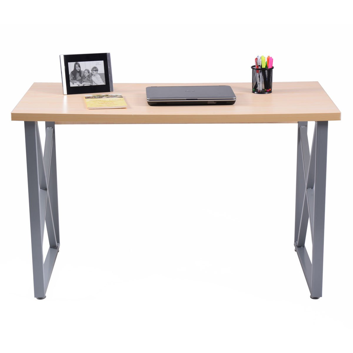 home office computer desk furniture. Amazon.com: CHEFJOY Computer Desk PC Laptop Table Writing Study Workstation Home Office Furniture: Kitchen \u0026 Dining Furniture S