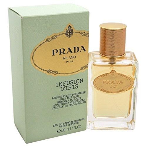 Infusion Milano Prada (Pradà Milano Infusion D'Iris by Pradà Eau De Parfum Spray for Women 1.7 OZ.)