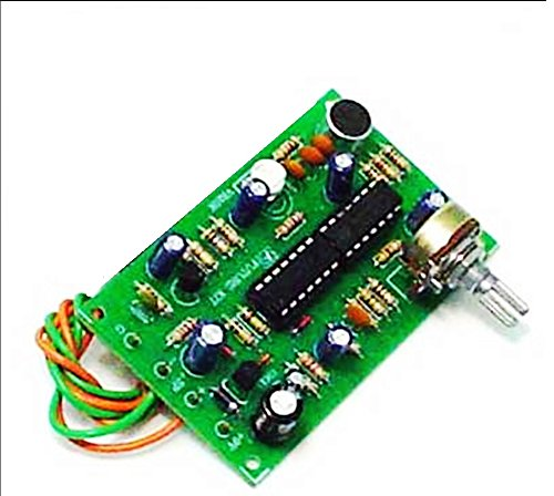 Human to Robot Voice Converter Changer witch Speaker Assembled Electronic Circuit Board : FA930]()