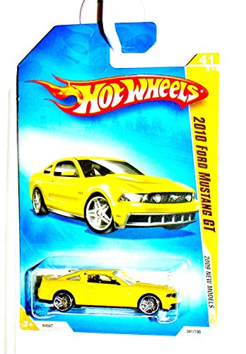 yellow ford mustang - 6