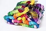 Embroidery Floss 54 skeins Crossstitch Thread