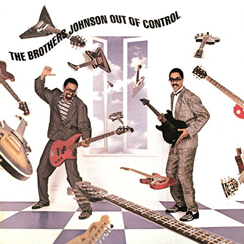 The Brothers Johnson - Out Of Control - (SR - 112) - REMASTERED - CD - FLAC - 2017 - WRE Download
