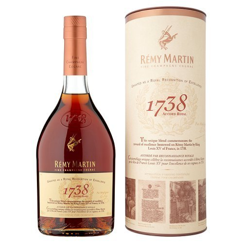 Remy Martin 1738 Accord Fine Champagne Cognac, 70 cl