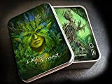 Faeries of the Forest Playing Cards & Oracle Deck Poker Size MPC Custom Limited