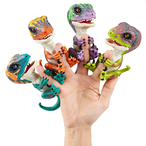 Untamed Dinossauros Interativos Candide Verde