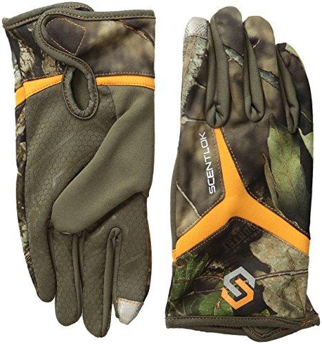 UPC 701970119883, Scent-Lok Men's Full Season Release Gloves, Mossy Oak Country, Medium