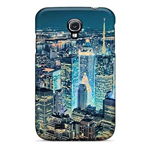 Ideal Mialisabblake Case Cover For Galaxy S4(superb View Of New York City Hdr), Protective Stylish Case by mcsharks