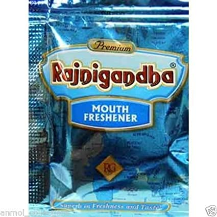 Amazon com: Rajnigandha Pan Masala Mouth Freshner Pack Of Two FREE