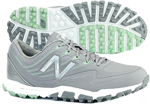 New Balance Women's Minimus WP Waterproof Spikeless Comfort Golf Shoe