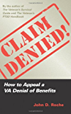 Image for Claim Denied!: How to Appeal a VA Denial of Benefits