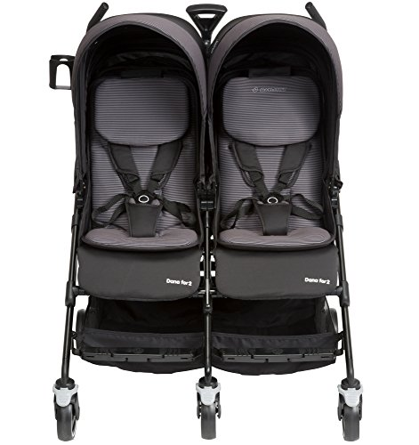 Maxi-Cosi Dana For 2 Double Stroller by Maxi-Cosi
