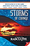 Front cover for the book Storms of Change by Radclyffe