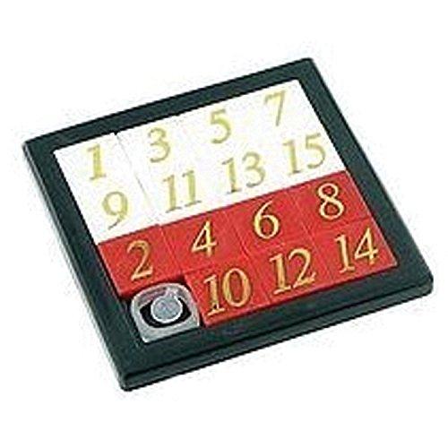 Toysmith TSM1956 Number Slide Puzzle