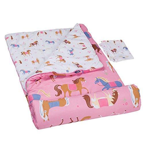 Wildkin Horses Sleeping Bag - 2