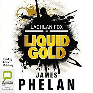 Liquid Gold Audiobook