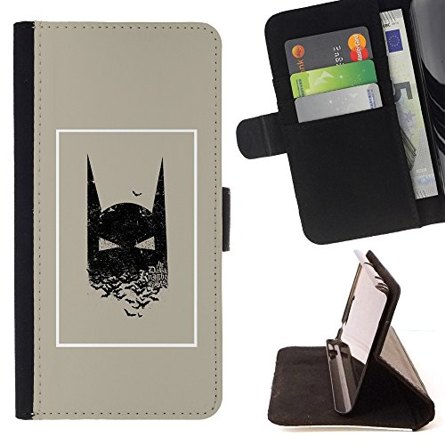 All Phone Most Case / Special Offer Smart Phone Leather Wallet Case Protective Case Cover for HTC ONE A9 // Movie Comic Character Man Poster