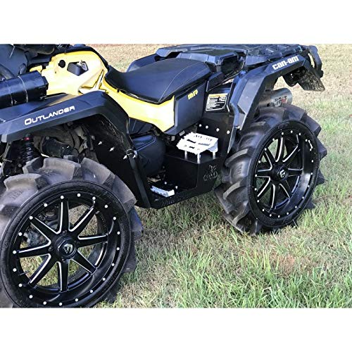 FLOORBOARDS//FOOTWELLS CAN-AM OUTLANDER MAX GEN 2