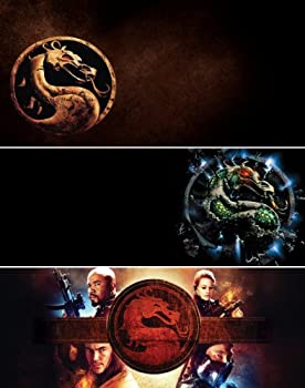 Mortal Kombat Triple Feature on Blu-ray