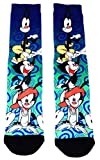 Warner Brothers Animaniacs Sublimated Premium Crew Socks