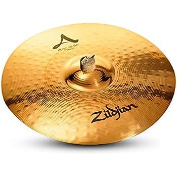 zildjian a series 19 heavy crash cymbal musical instruments. Black Bedroom Furniture Sets. Home Design Ideas