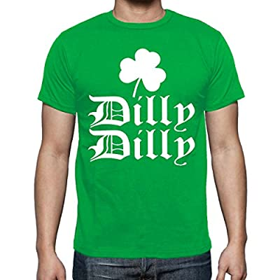 fresh tees Dilly Dilly ST. Patrick's Day Shirt Irish Funny Drinking Shirt Dilly Dilly Shirt